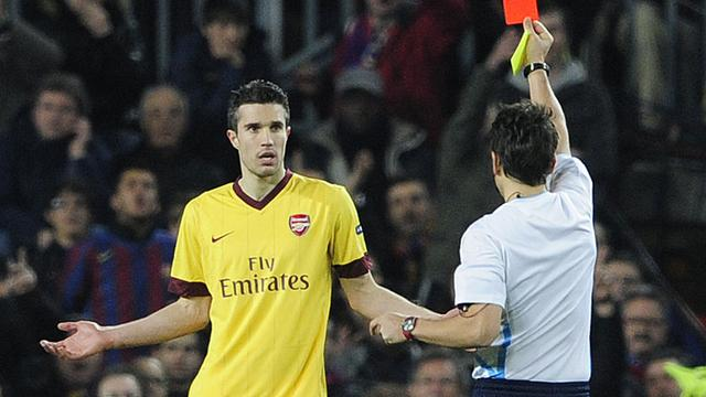 Eerdere edities van Arsenal-Barcelona in Champions League