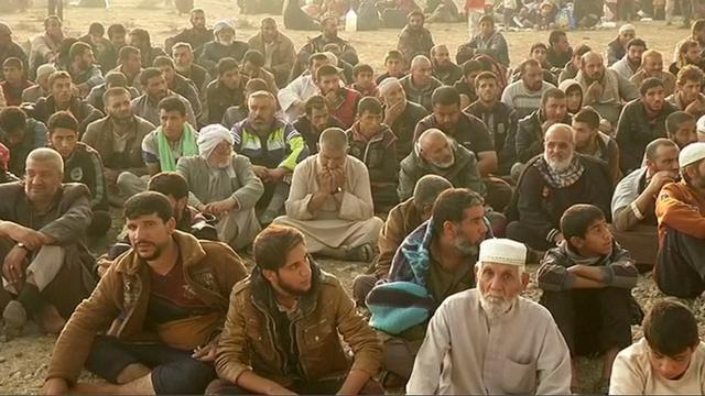 '12.000 Irakezen gevlucht bij Mosul sinds begin offensief'