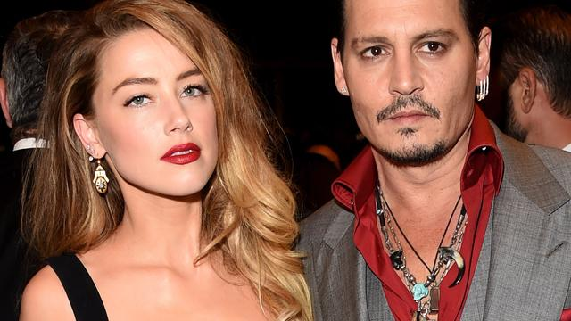 'Johnny Depp gestrest over scheiding van Amber Heard'