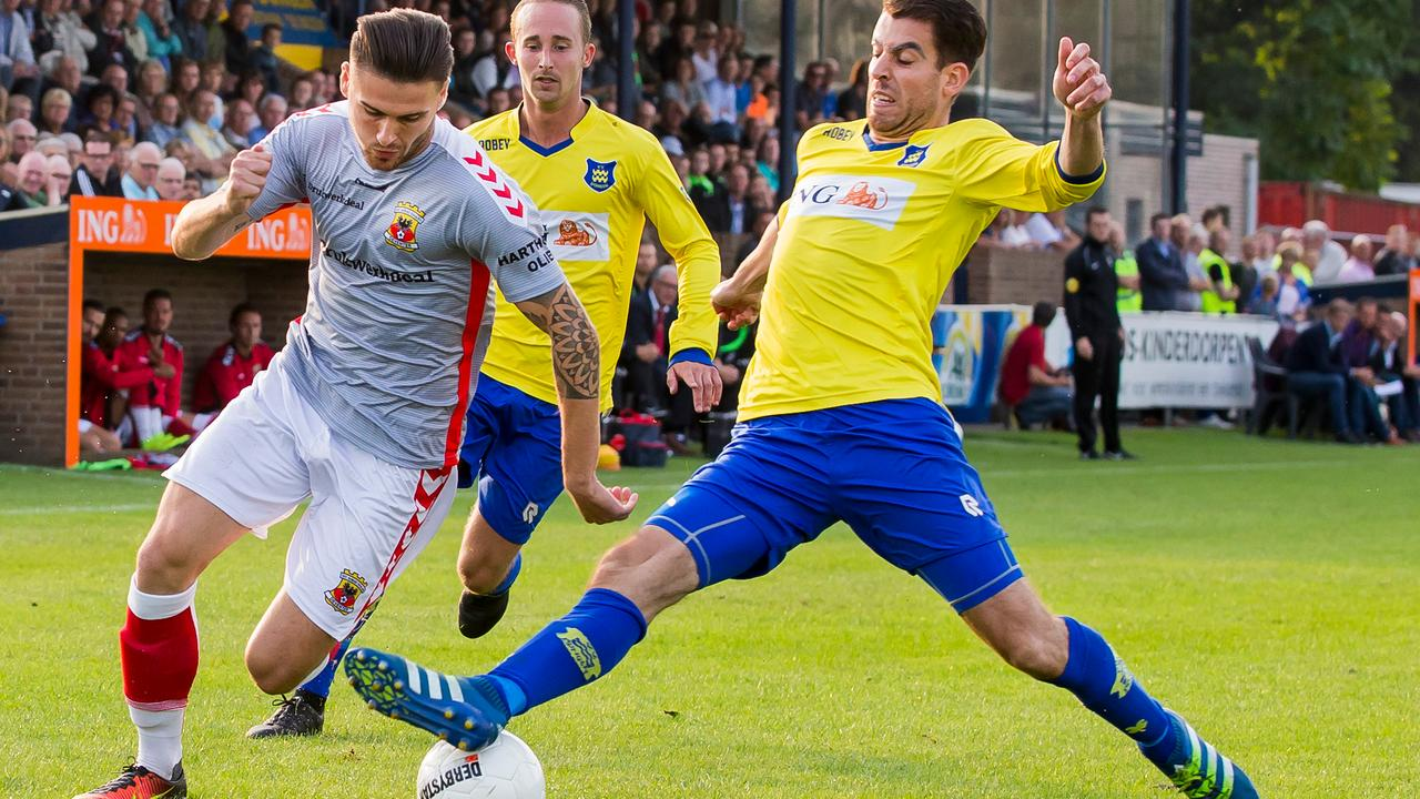 Samenvatting Dongen-Go Ahead Eagles