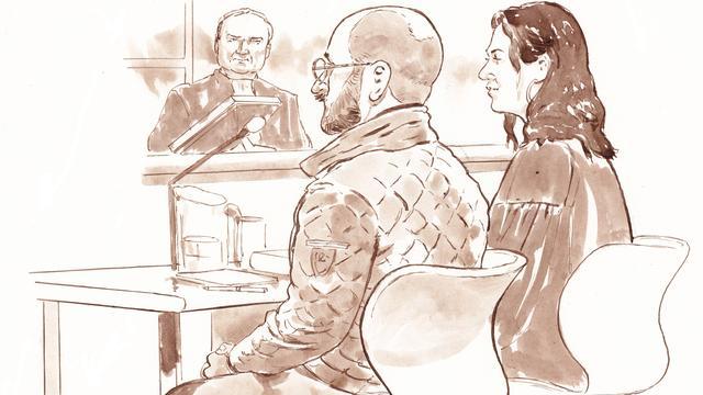 OM eist opnieuw 8 jaar celstraf en tbs in hoger beroep zaak van Bart van U.