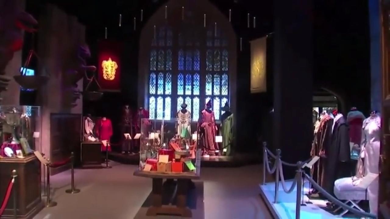 Neem een kijkje in de Harry Potter tentoonstelling
