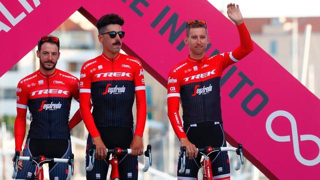 Mollema wil met Tourvorm van vorig jaar jagen op roze trui in Giro