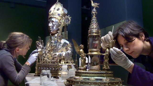 Museum Catharijneconvent in Utrecht digitaliseert kerkcollectie