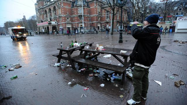 Gemeente Amsterdam scherpt alcoholverbod in centrum aan