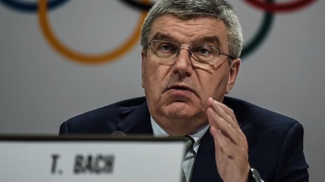 IOC-voorzitter Bach overtuigd van schone baai in Rio