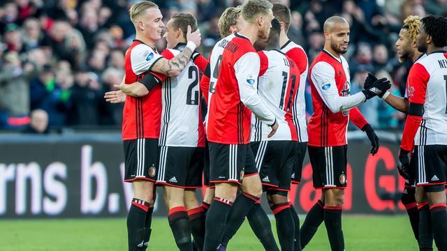 Feyenoord strijdt met verwachte basiself om overwintering Europa League
