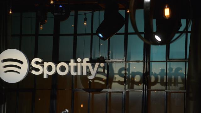 'Spotify wil in tweede helft van 2017 naar de beurs'