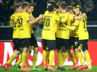 Van Persie wint nipt met Fenerbahçe, Shakhtar verslaat Anderlecht