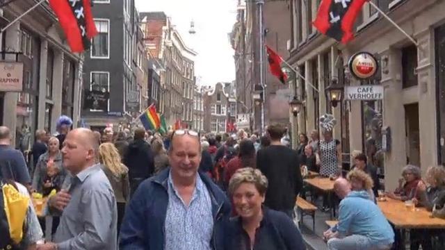 'Hartjesdag op de Zeedijk leuker dan Gay Pride'