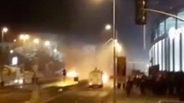 Twee explosies in Istanbul