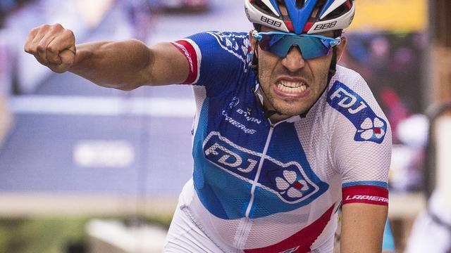 Pinot troeft Contador af in tweede rit Ruta del Sol