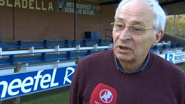 Voetbalclub Bladella bedreigd na wegsturen spelers door te weinig loten