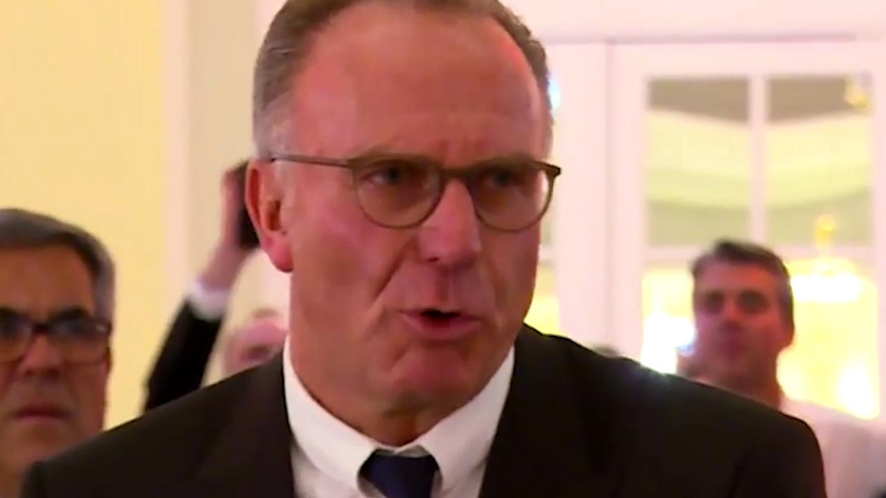 Bayern-voorzitter vindt dat ploeg is 'bedonderd' door arbiter
