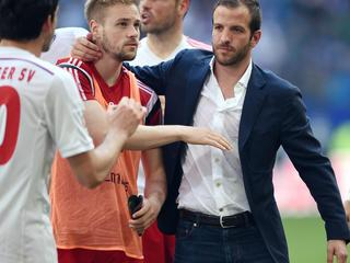 Verhaegh naar Europa League met Augsburg, Dost en Wolfsburg tweede