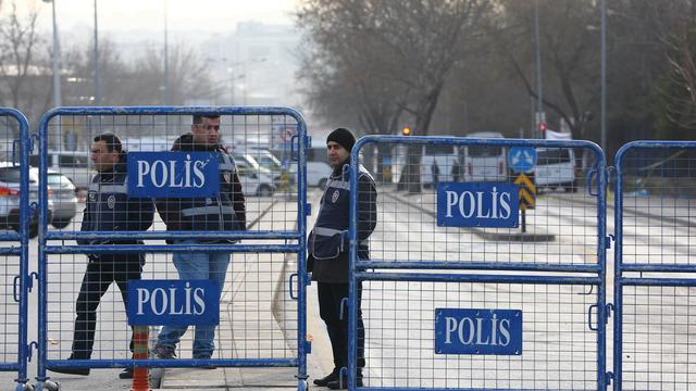 Hoofdstad Turkije zwaarder beveiligd na aanslag
