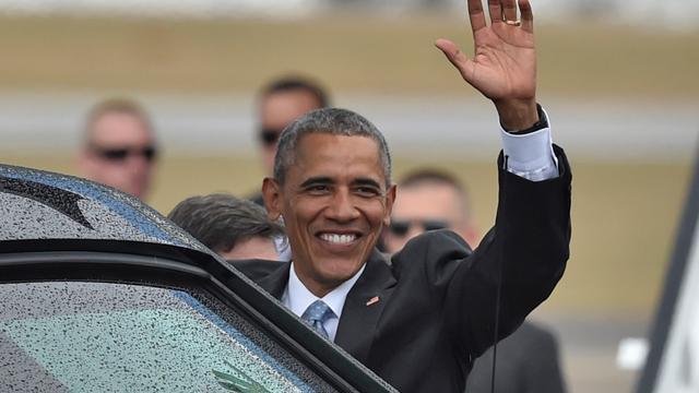 Met Obama als president was het feest op de beurzen