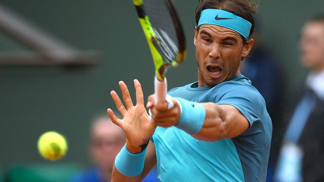 Nadal trekt zich wegens polsblessure terug op Roland Garros
