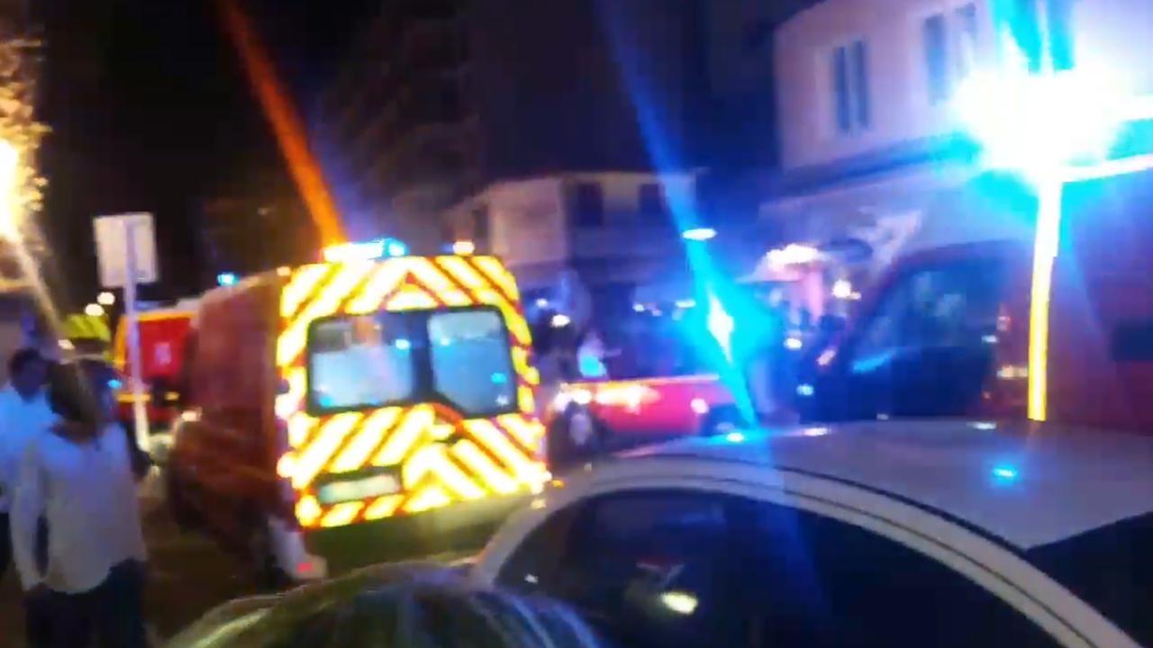 Veertig lichtgewonden door paniek in Juan-les-Pins