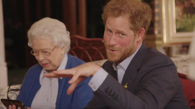 Britse Royals en de Obama's dagen elkaar uit