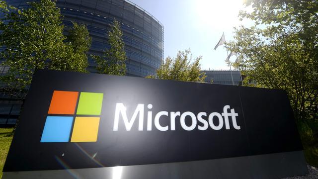 Winst Microsoft stijgt dankzij toename in aantal gebruikers van de cloud
