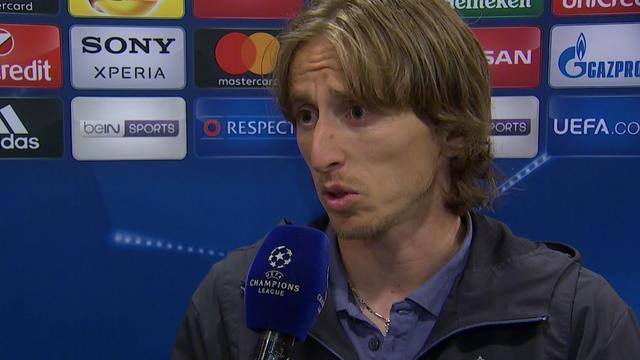 Modric: 'Geen paniek na vroege 2-0 achterstand'