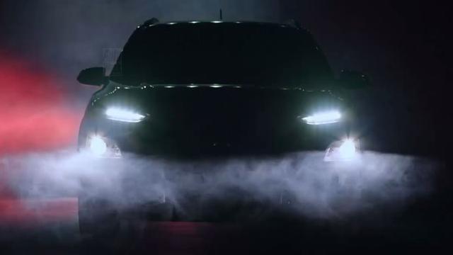 Hyundai laat weer stukjes Kona zien