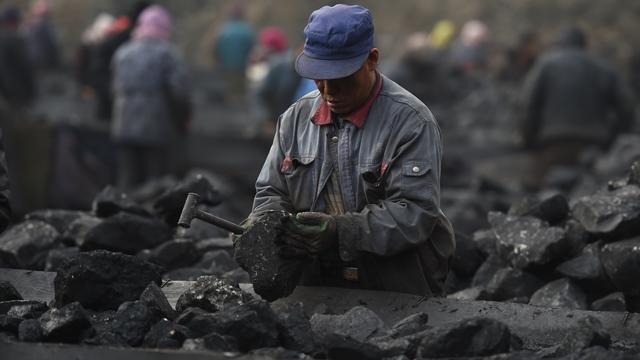 Angst bij miljoenen Chinese mijnwerkers om hervorming economie