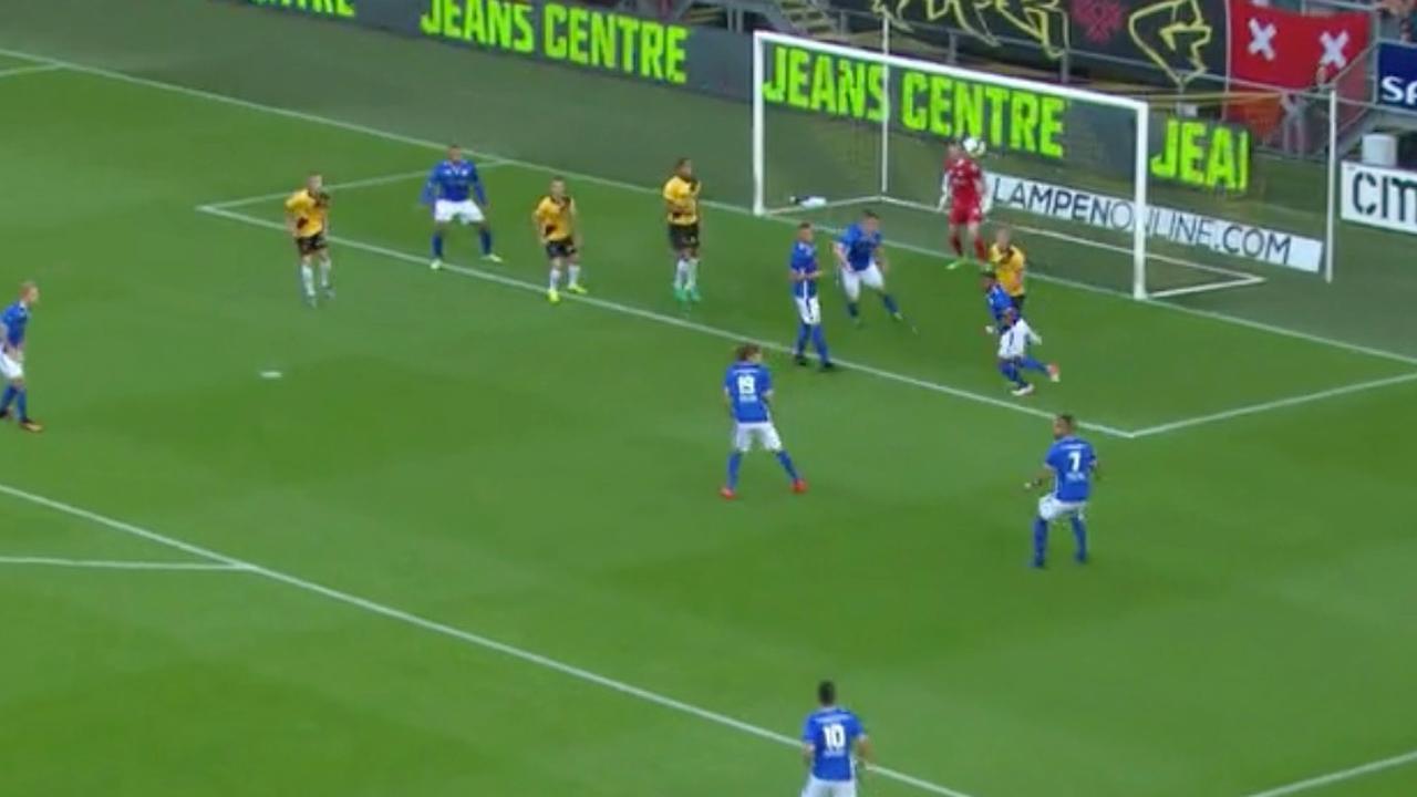 Samenvatting NAC - FC Den Bosch