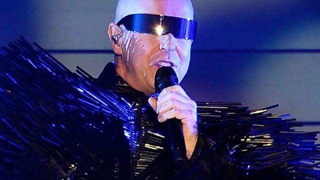 Pet Shop Boys geven concert in Carré