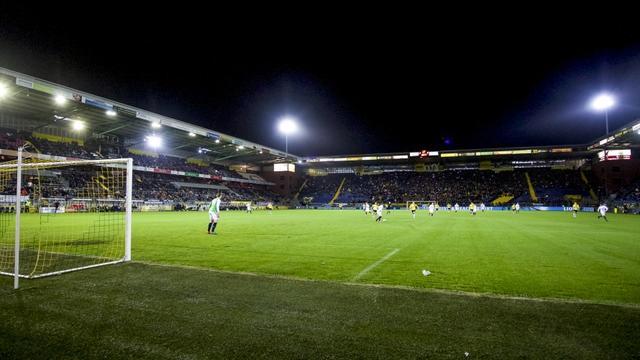NAC verpulvert bezoekersrecord Jupiler League