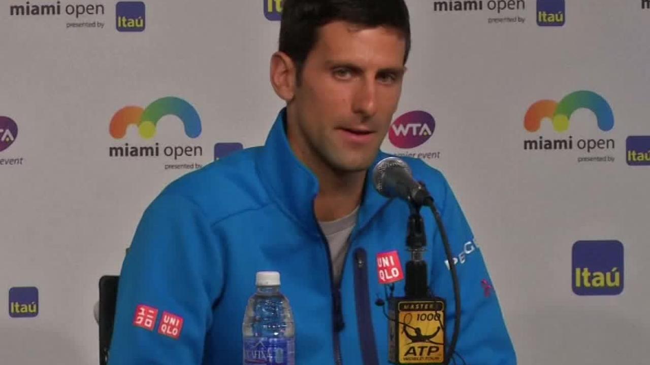 Excuses Djokovic voor uitspraken over prijzengeld vrouwen