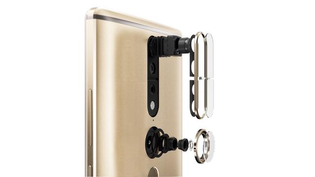 Lenovo onthult Tango-telefoon Phab 2 Pro voor augmented reality