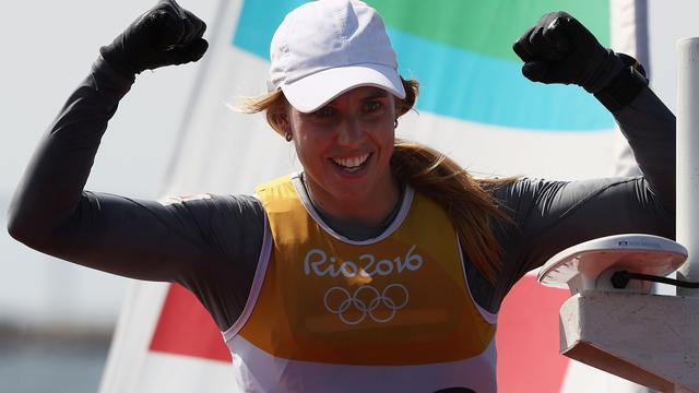 Bouwmeester trots op gouden medaille na 'tricky' medalrace