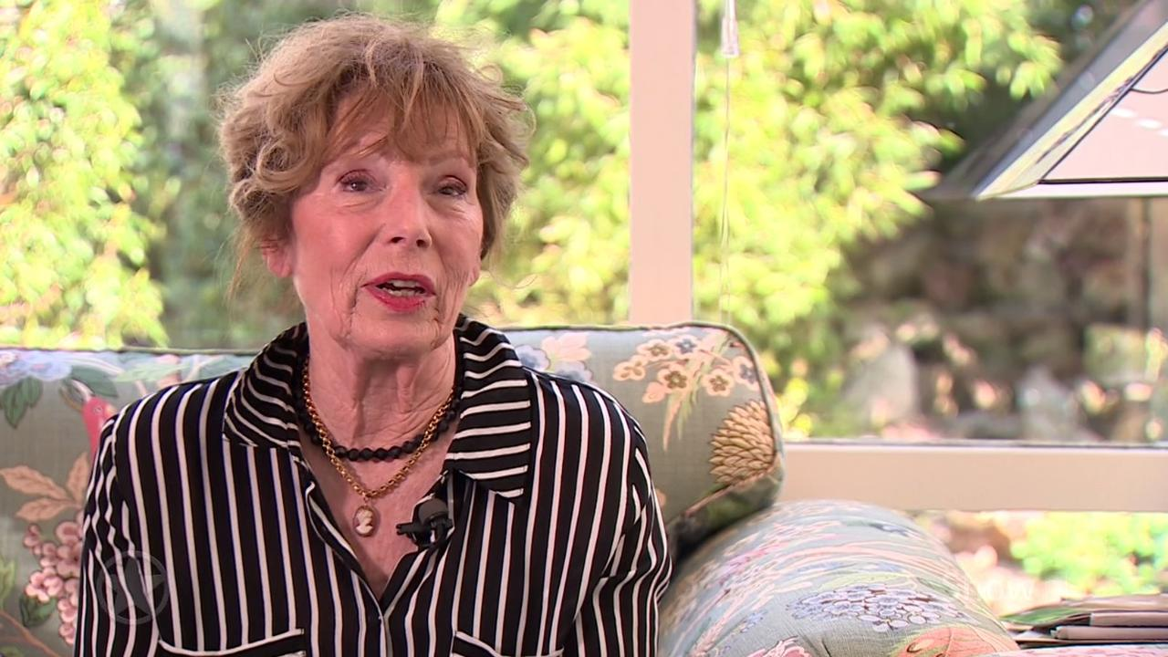 Zeg 'ns Aaa-actrice Sjoukje Hooymaayer (76) voelt zich 'absoluut niet' oud