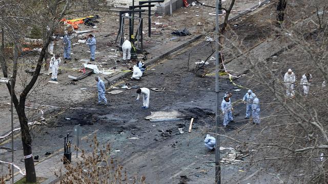 Dodental aanslag Ankara loopt op naar 37