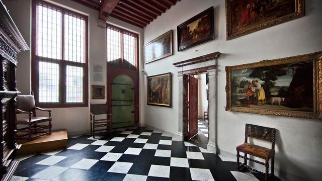 Vier vroege Rembrandts te zien in Rembrandthuis