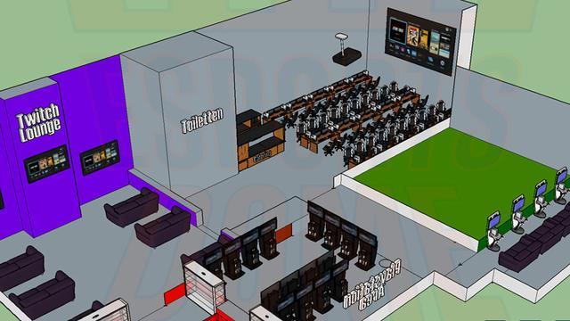 Plan voor E-sportscentrum voor gamers in Breda