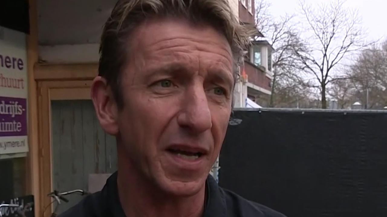 Getuige spreekt over vondst hoofd Amsterdam