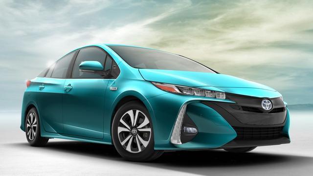 Domper voor Toyota Prius Plug-in