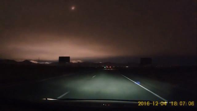 Meteoriet in Rusland zorgt voor nachtelijke lichtflitsen