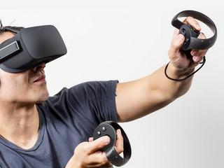 Slimme controler maakt virtual reality nog indrukwekkender