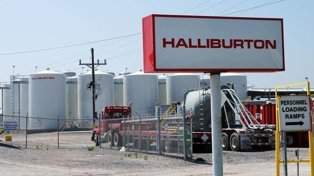 Oliedienstverleners Halliburton en Baker Hughes zien af van fusie