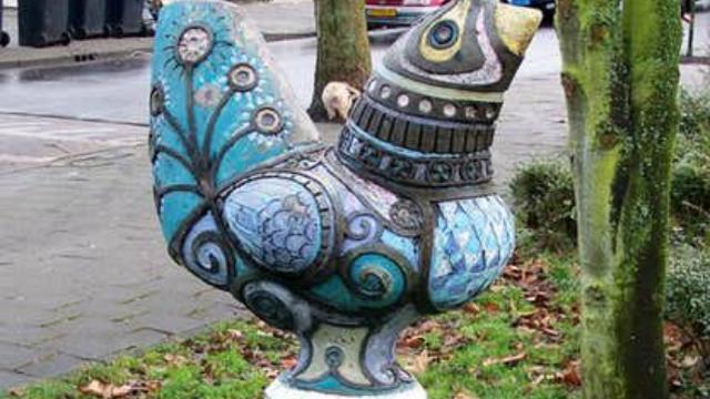 Utrechtse beeldhouwer Wout Maters overleden