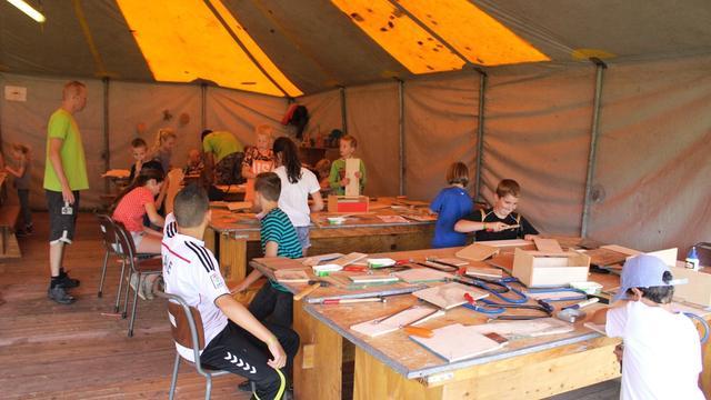 Bijna tweeduizend bezoekers voor Jeugdland in eerste week