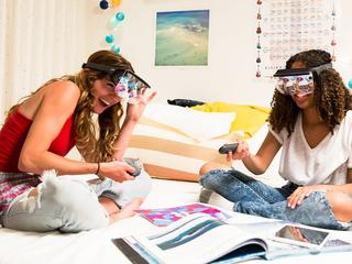 Augmented reality-bril kost 99 dollar