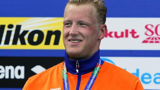 Weertman is Europees openwaterzwemmer van 2015