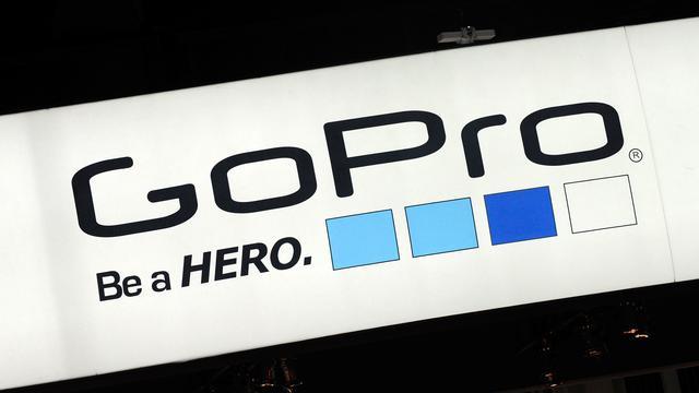 Kwartaalverlies voor cameraproducent GoPro