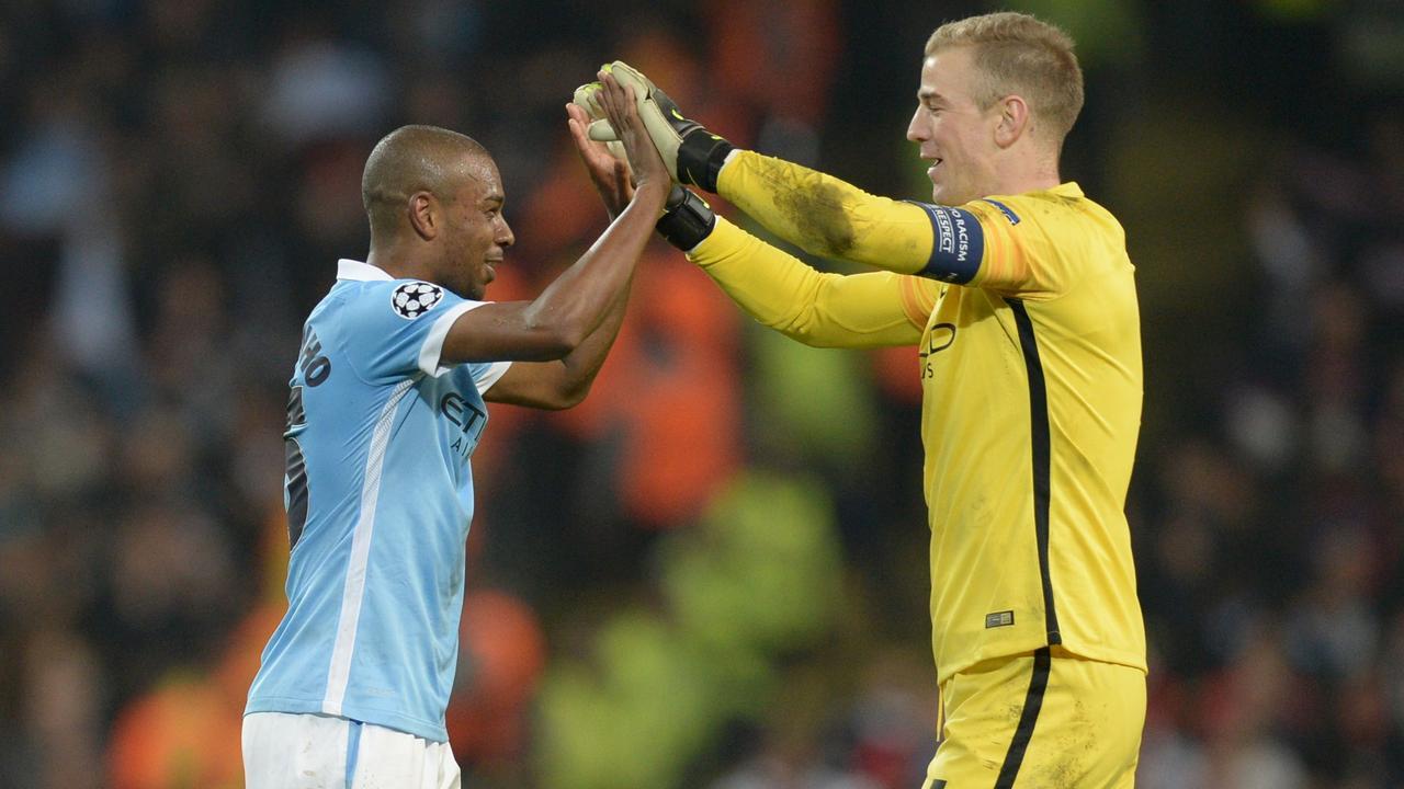 De weg van Manchester City naar de halve finale