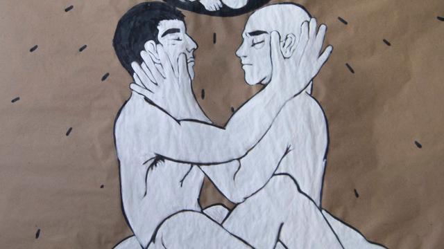 Russische douane legt beslag op 'homokunstwerk' voor expositie Haarlem